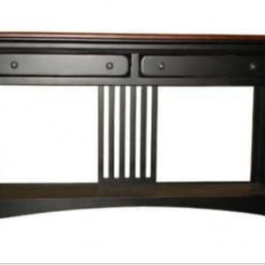MAYNE 2dwr Open Sofa Table-Woodlove Furniture