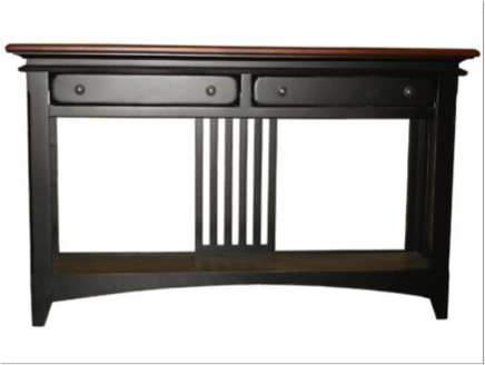 MAYNE 2dwr Open Sofa Table-Woodlove Furniture