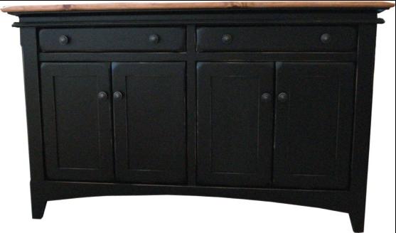MAYNE 2dwr 4 Door Sofa Table-Woodlove Furniture