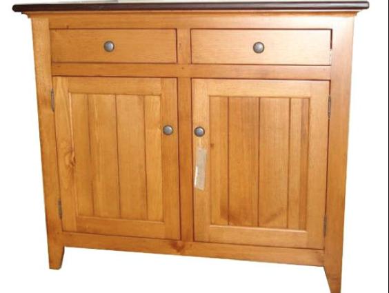 PACIFIC 2dwr 2 Door Sofa Table-Woodlove Furniture