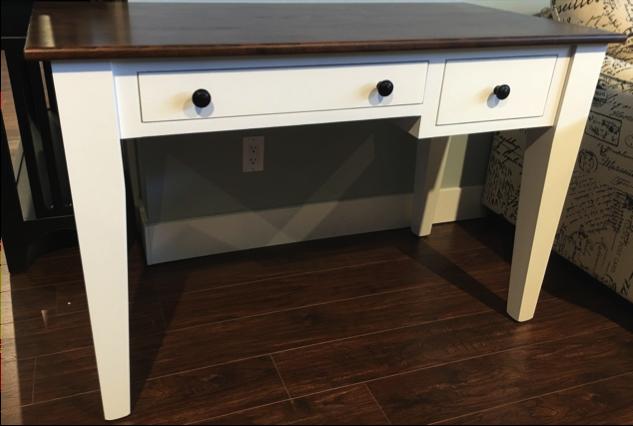 ROOTS 2dwr Computer Desk-WoodLove Furniture